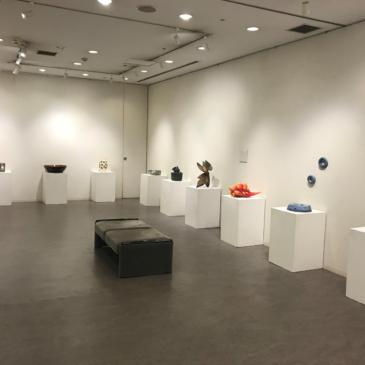 2018年9月18日(火)~23日(日) elec陶展