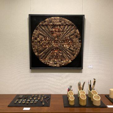 2019年10月8日(火)~13日(日)彡工芸文化研究会作品展