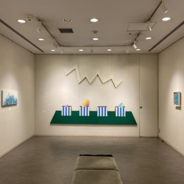 2019年10月29日~11月3日 高澤圭多展-Paintings&Printings-